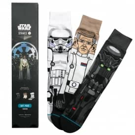 Stance Socks X Star Wars Rogue One Gift Set Socks - 3 Pack