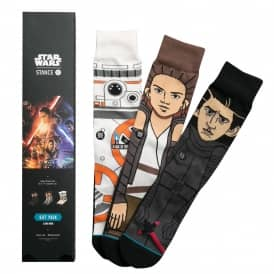 Stance Socks X Star Wars The Force Awakens Gift Set Socks - 3 Pack