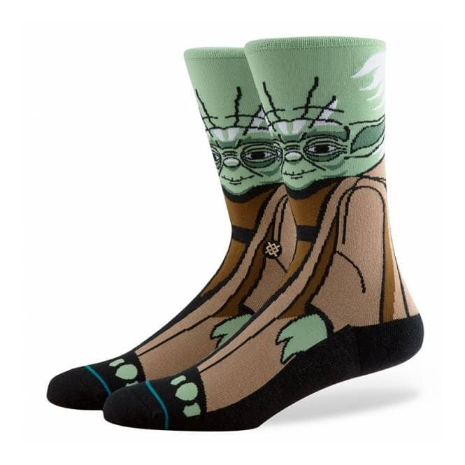Stance Socks X Star Wars Yoda Socks