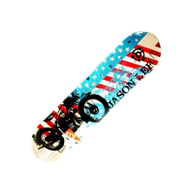 Stereo Skateboards Jason Lee Indian Americana Skateboard Deck 8.12''