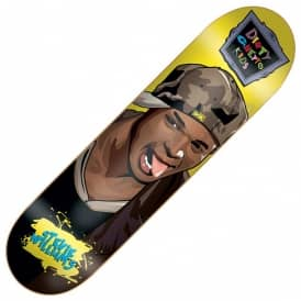 Stevie Williams Rerun Skateboard Deck 7.9