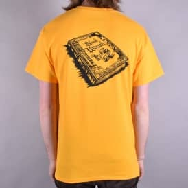 Storybook Skate T-Shirt - Yellow