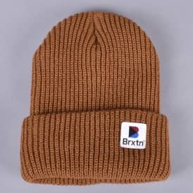 Stowell Beanie - Copper