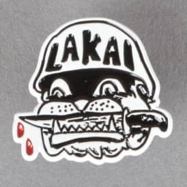 Street Dogs Pin Badge - White