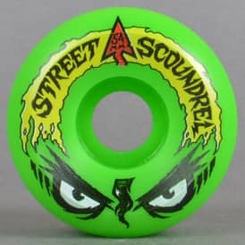 Street Scoundrel Green Skateboard Wheels 54mm