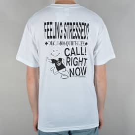 Stressed Out T-Shirt - White