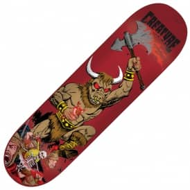 Creature Skateboards Stumps Minotaur Skateboard Deck 8.5""