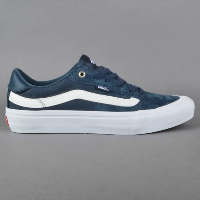 Vans Style 112 Pro Skate Shoes - Midnight Navy