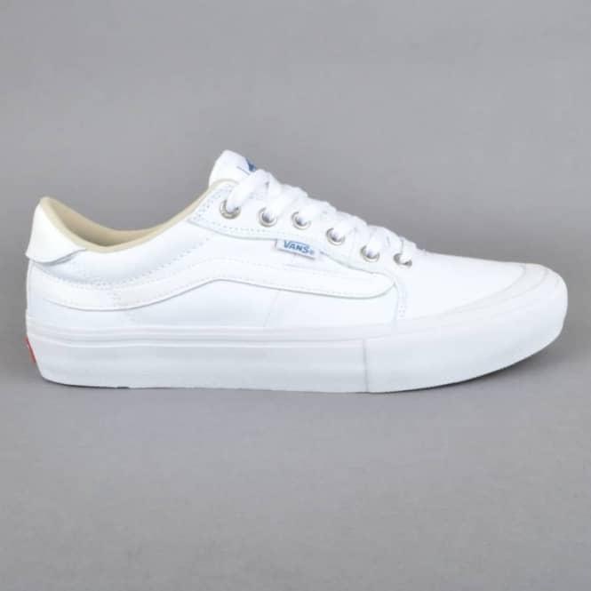 vans 112. vans style 112 skate shoes - white/white skate shoes from native store uk