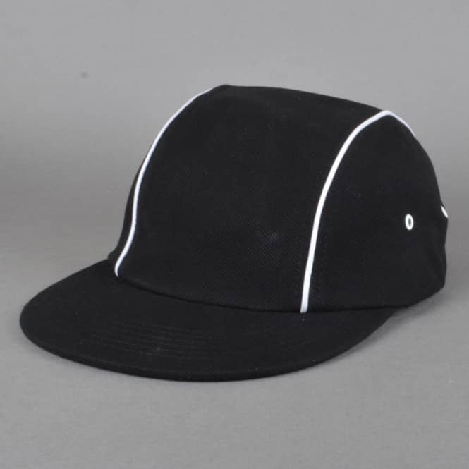 Helas Caps Sunday Strapback Cap - Black