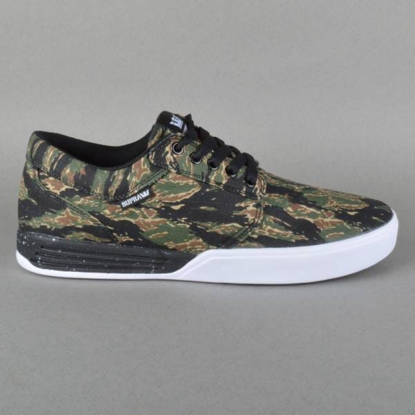 best website b834d 7a87d Hammer Skate Shoes - Tiger Camo White
