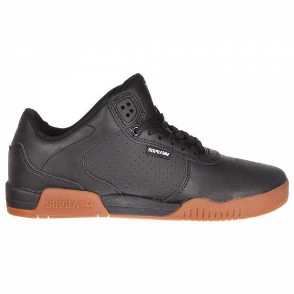 6e7083579997 Supra Footwear Supra Ellington Skate Shoes - Black Black-Gum - Mens ...