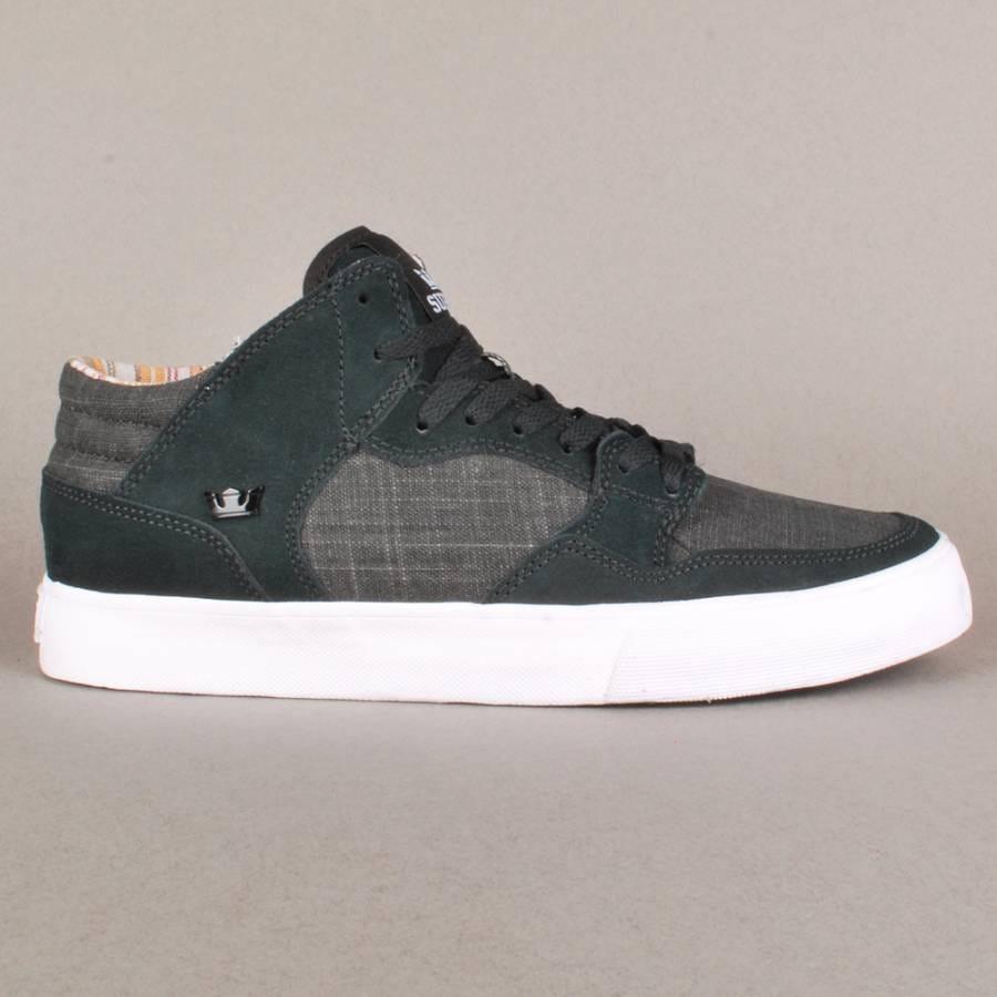 supra footwear supra shotgun skate shoes black black