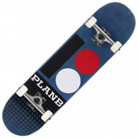 Team Factory Complete Skateboard 8.0