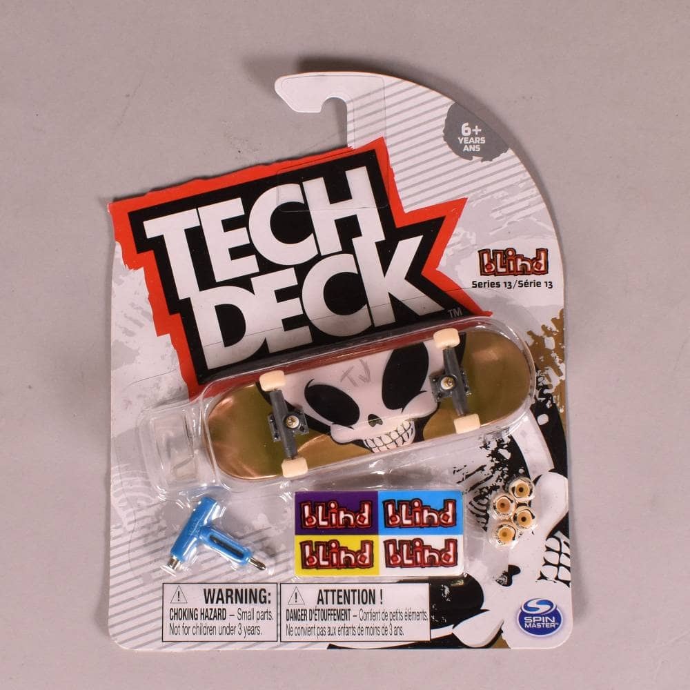 Tech Deck Blind T J Fingerboard Accessories From Native Skate Store Uk