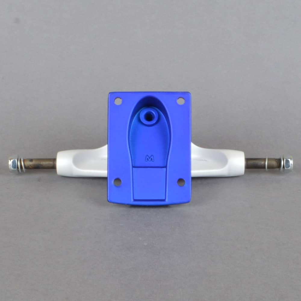 23cee2876e4be3 Tensor Trucks Mag Light Regular Tens Flick White Blue Red Skateboard ...