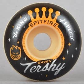 Tershy King Of Speed 99D Classic Formula Four Skateboard Wheels 53mm