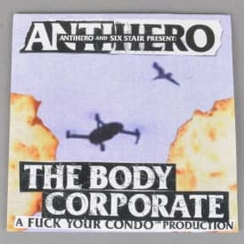 The Body Corporate Skateboard DVD