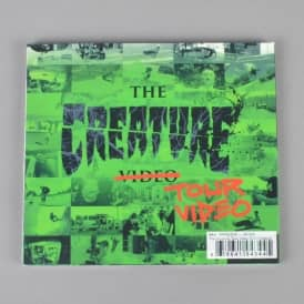 The Creature Tour Video Double Skateboard DVD