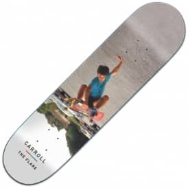The Flare Mike Carroll Skateboard Deck 8.375""