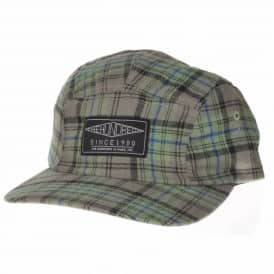 The Hundreds Bluff 5 Panel Cap Olive