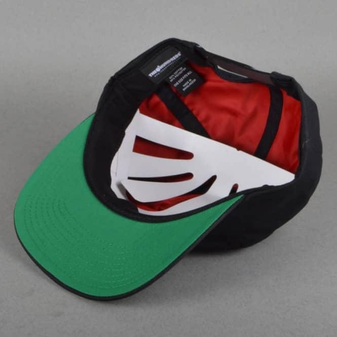 The Hundreds Dime Snapback Cap - Black - SKATE CLOTHING from Native ... 32e753bc00c7