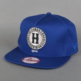 Early Snapback Cap - Blue