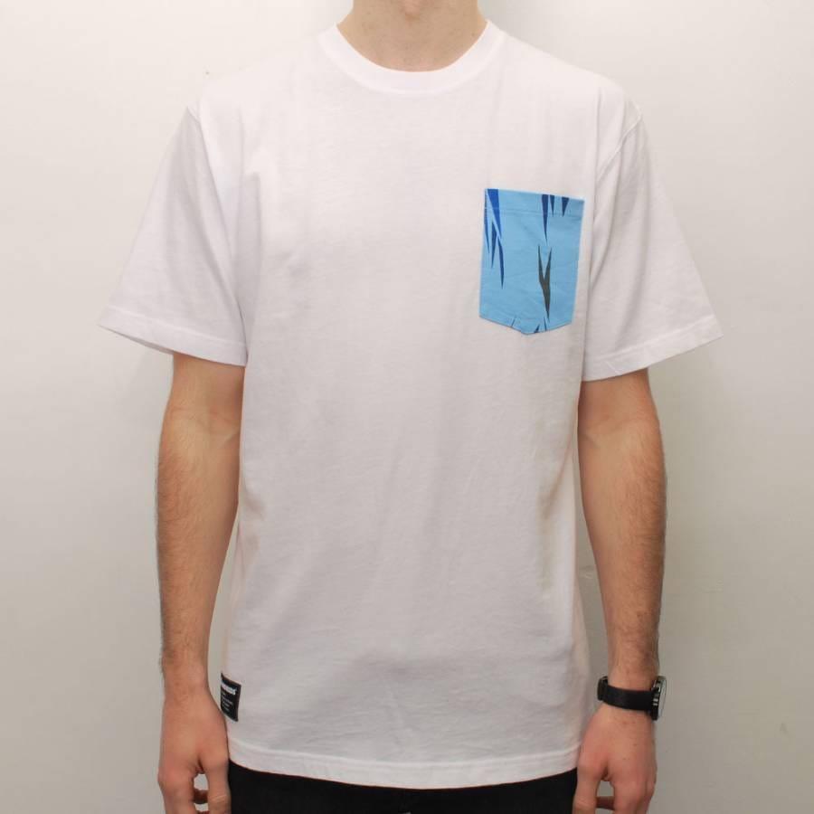 The hundreds the hundreds fennel custom pocket t shirt for Custom t shirt with pocket