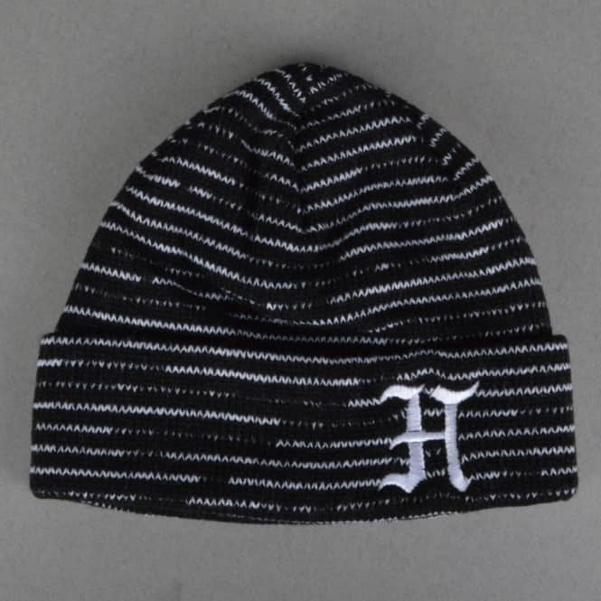 The Hundreds Lex Beanie - Black