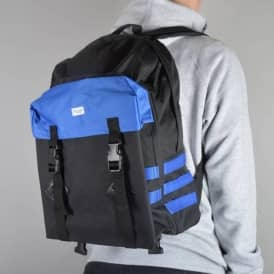 The Hundreds Norton Backpack - Black
