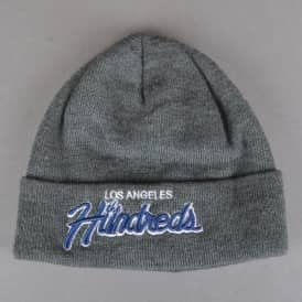 The Hundreds Team Two Beanie - Athletic Heather