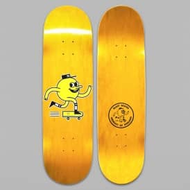 The Logo Skateboard Deck 9.0