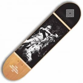 Black Prince Raw Skateboard Deck 8.0''