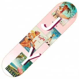 The National Skateboard Co. Josh Young Tingley Skateboard Deck 8.38""