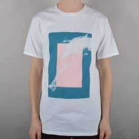 The National Skateboard Co. Sea Skate T-Shirt - White