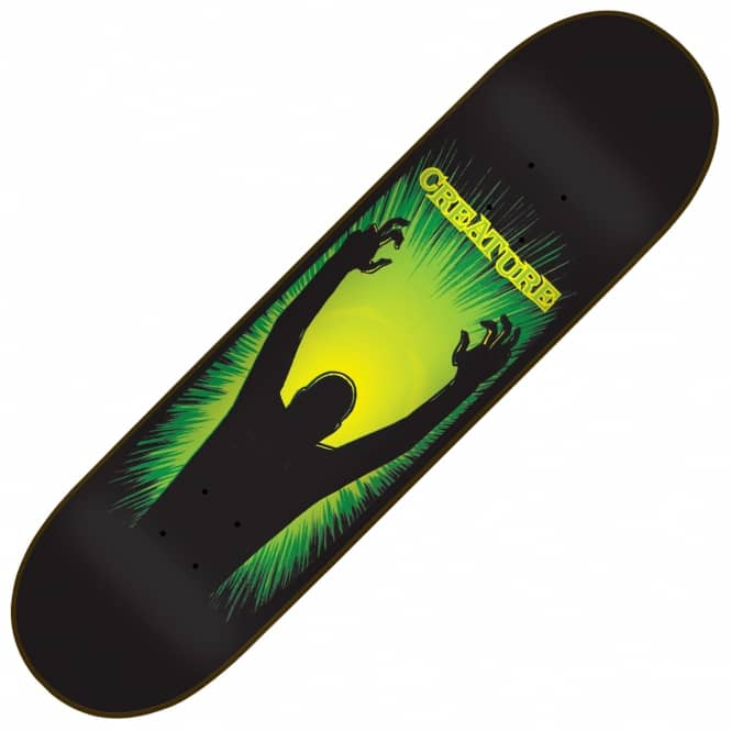 Creature Skateboards The Thing Resurrection Skateboard Deck 8.0