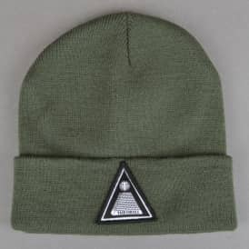 Theoromid Beanie - Forest Green