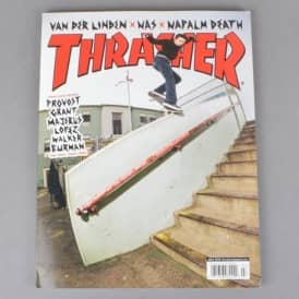 Thrasher Issue 432 - July 2016