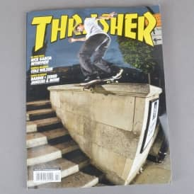 Thrasher Magazine February 2017 - Issue 439
