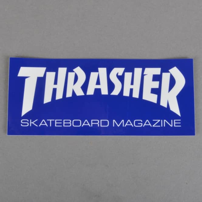 Thrasher Thrasher Magazine Logo Sticker