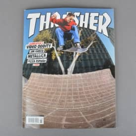 Thrasher Magazine March 2017 - Issue 440