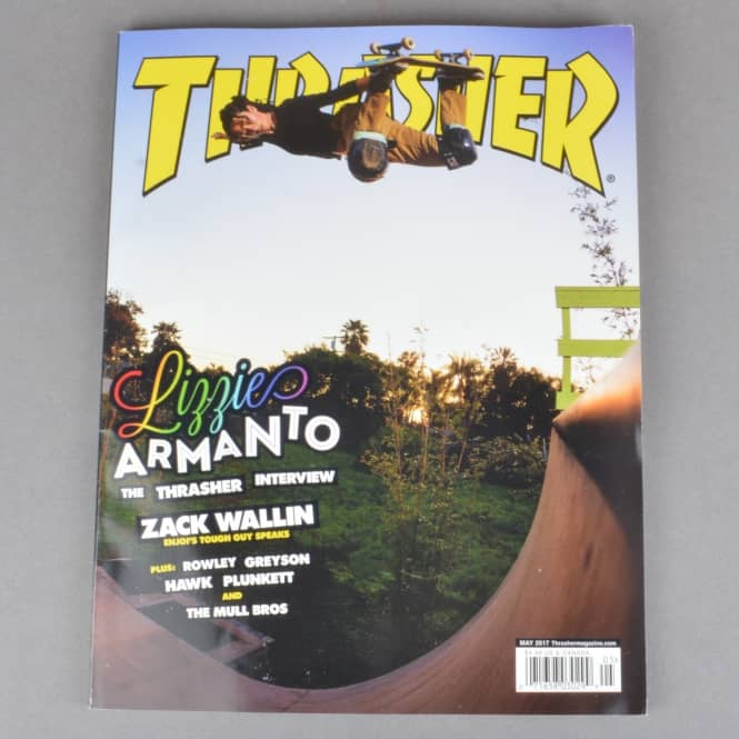 Thrasher Thrasher Magazine May 2017 - Issue 442