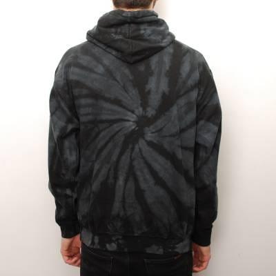 Tie dye thrasher hoodie