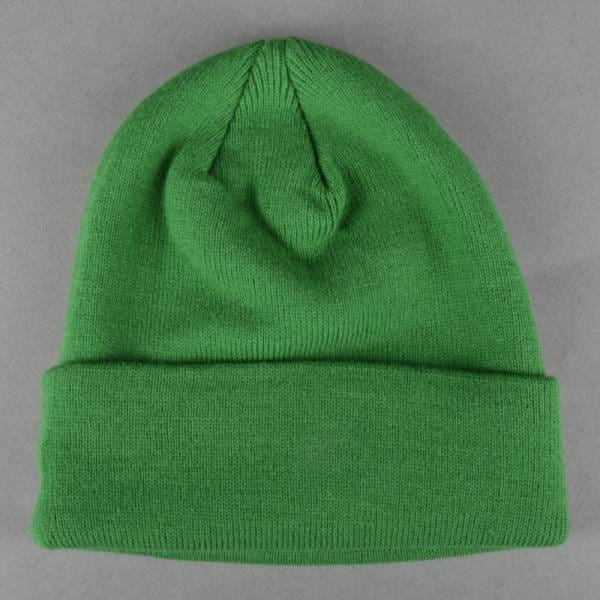 034b244a8b0 Thrasher Patch Fold Beanie - Green - SKATE CLOTHING from Native ...