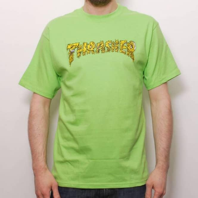 b2560808554a Thrasher Rotten T-Shirt SALE