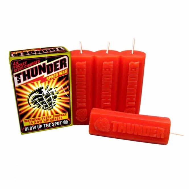 Thunder Trucks Thunder Speed Wax Skate Wax