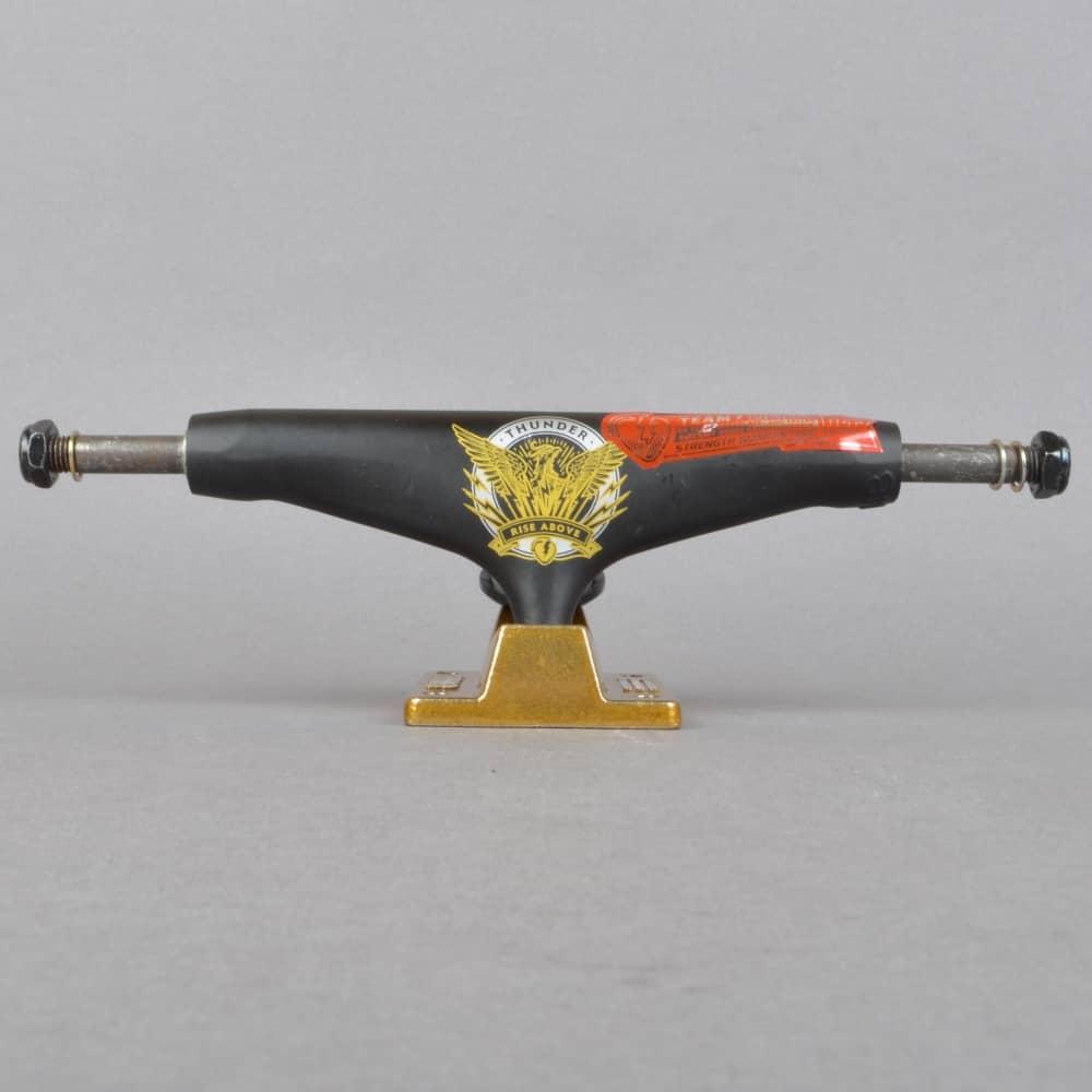 Thunder Trucks Phoenix Black 148 Lights Skateboard Trucks - 5 5 8 ... 40d82445b