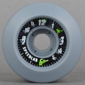 Time Flies 98A Grey Skateboard Wheels 60mm