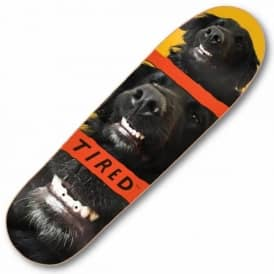 Dog Board On Sigar Skateboard Deck 9.25
