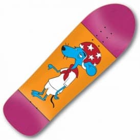 Slow Poke Skateboard Deck 9.5''